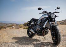 Béquille atelier moto