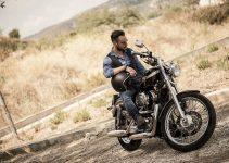 Clignotants moto vintage
