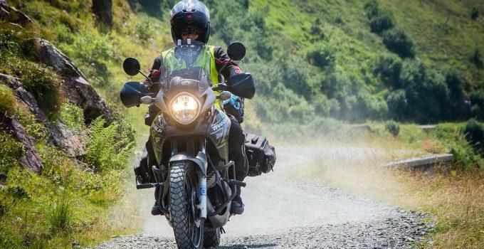 Poignées chauffantes moto