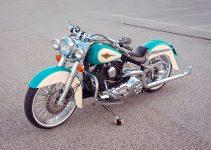 Béquille moto