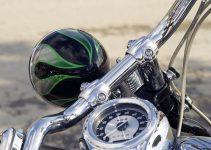 Guidon moto