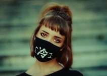 Masque moto