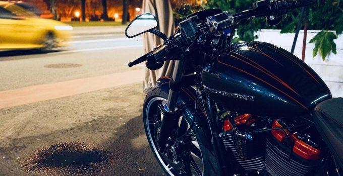 Sac réservoir moto