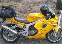 Filet bagage moto