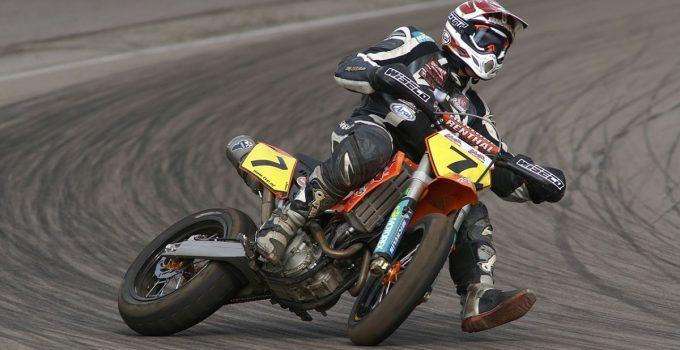 Genouillères moto