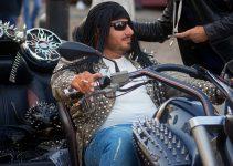 Lunettes moto