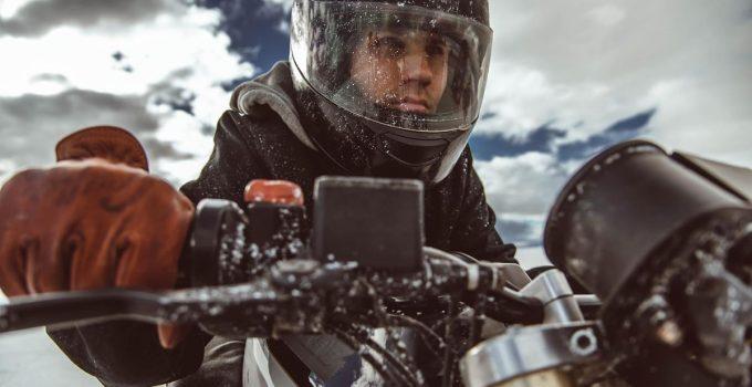 Gants moto chauffants