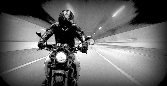 Tour de cou moto